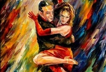 MY LOVES ~ Dance / by Susan's Rose Cottage