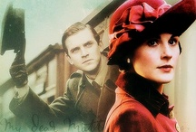 MY LOVES ~ Downton Abbey / by Susan's Rose Cottage