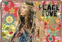 PEOPLE ~ Hippies / by Susan's Rose Cottage