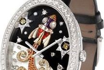 Time Pieces  / I have an unhealthy obsession with watches.  / by Mychal Peterson
