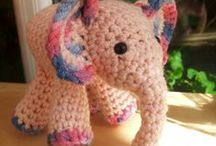 Crochet toys / by Virginia Gutierrez