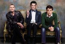 Who loves ya baby / All things Doctor Who / by Jo Jette