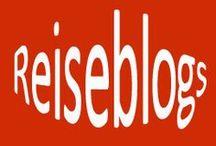 Social Media: Reiseblogger / Tipps und Tricks für Reiseblogger sowie Vorstellung von Reisebloggern. / by Kristine Honig-Bock