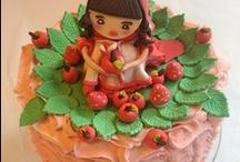 Cakes / Impresionantes Tartas / by Dulces Mimos