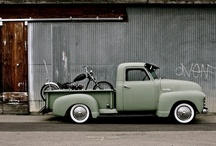 Somethin' bout a truck... / by Paula Jeter Greenwood