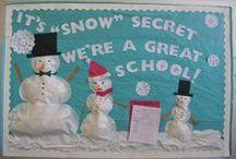 School Ideas - Bulletin Boards / by Cait Fox