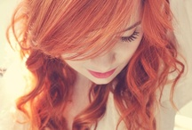 Red Head Inspiration / by Rachel Orme