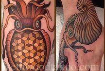 Tattoos / by Christina M