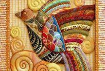 Fabric Art / by Tova Dian Dean