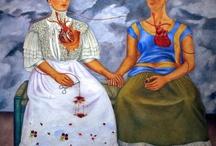 Frida Kahlo / by Tova Dian Dean