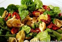Salads & Salad Dressings  / by Theresa Ellsworth