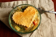 Vegetarian Recipes  / by Samantha West
