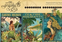 Tropical Travelogue / by Graphic 45®