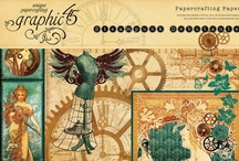 Steampunk Debutante / by Graphic 45®