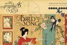 Bird Song / by Graphic 45®