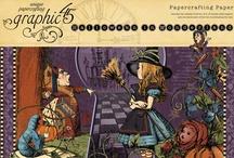 Hallowe'en in Wonderland / by Graphic 45®