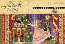 Nutcracker Sweet / by Graphic 45®