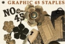 Graphic 45 Staples / by Graphic 45®