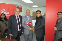 RIYA.TRAVEL Canada Office / Grand Opening Ceremony ! RIYA.TRAVEL Canada Office / by Riya Travel & Tours