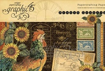 French Country / by Graphic 45®