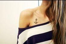 Tattoos / by Rachel Gordon