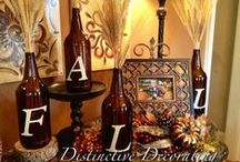 Holidays::Thanksgiving-Fall / #thanksgiving #givethanks #november #diy #recipes #decorating  / by M.B.Paper Design - MBenzen