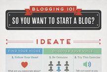 Blogging / by Debbie Stokes