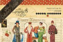 Times Nouveau / by Graphic 45®