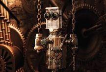 SteampunK / by Amit Shani