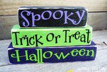 Halloween / by Amanda Lynn Jones