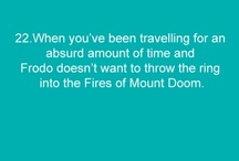 *Middle Earth* / best thing ever / by ℐøsℯy ℂℓiℕℯ