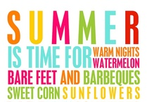 Summer Play / Ideas to make summer fly by. To make it memorable and enjoyable. To feel sun kissed, salty and happy... / by Lucy Giffen