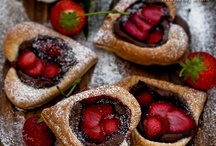 Pastry! / Recipes, Flavor Ideas, Tempting Treats / by Danielle Lee