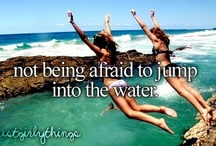 Just Girly Things... / by Allison Paul