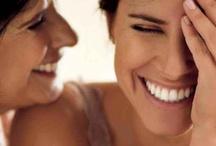 Dia de Mama  / El Día de la Madre en Argentina se celebra todos los años el tercer Domingo de Octubre. La costumbre consiste en compartir una comida en familia y ofrecer un regalo a las mamás . / by Luz Natura- Consultora de Natura Cosmeticos Argentina