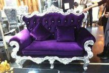 Purple! / by Vicki Chrisman-Breitmayer