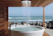 Bathrooms / by Writer Ava Mallory http://writeravamallory.wix.com/avamallory