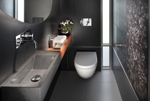 Modern Bathroom Inspirations / Bathrooms with a modern design that we love. / by PureModern.com