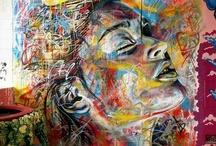 Art: Street Art / by Stuart Holderness