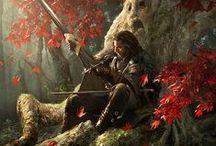 Fantasy Bin / by Stuart Holderness