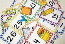 Calendar ideas / by Nikki Rosenzweig Hinkle