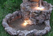 Outdoor Garden Seasonal Products / Outdoor seasonal products.  Fire pits, water fountains, lanterns, heaters, spa, toys and other products from great online sellers.  Click pictures to get to the seller's store to view more of their products. / by Native By Designz