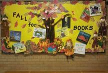 Bulletin Boards for Educators / My sister, Ruth Greider, volunteers to create Bulletin Boards in a school in Kansas. Get inspired to create your own. / by Carol Naff, Mariner Company