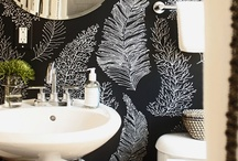 Small Bathrooms / by Sarah LeVesseur