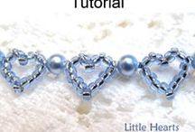 Beads / Bracelets / Earrings, Ects / by Venus Beers