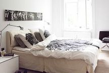 Home: Bedrooms / by Jeanette Verster