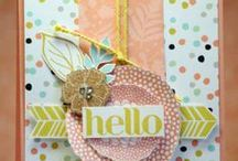 Cards and Paper Crafts / by Carol Shaffer