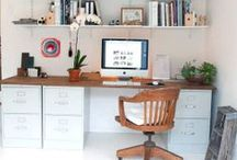 Home: studio / by Jeanette Verster