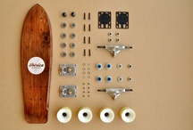 1 board 4 wheels / by Julien Aubert
