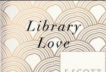 Library Love / by Anne Book